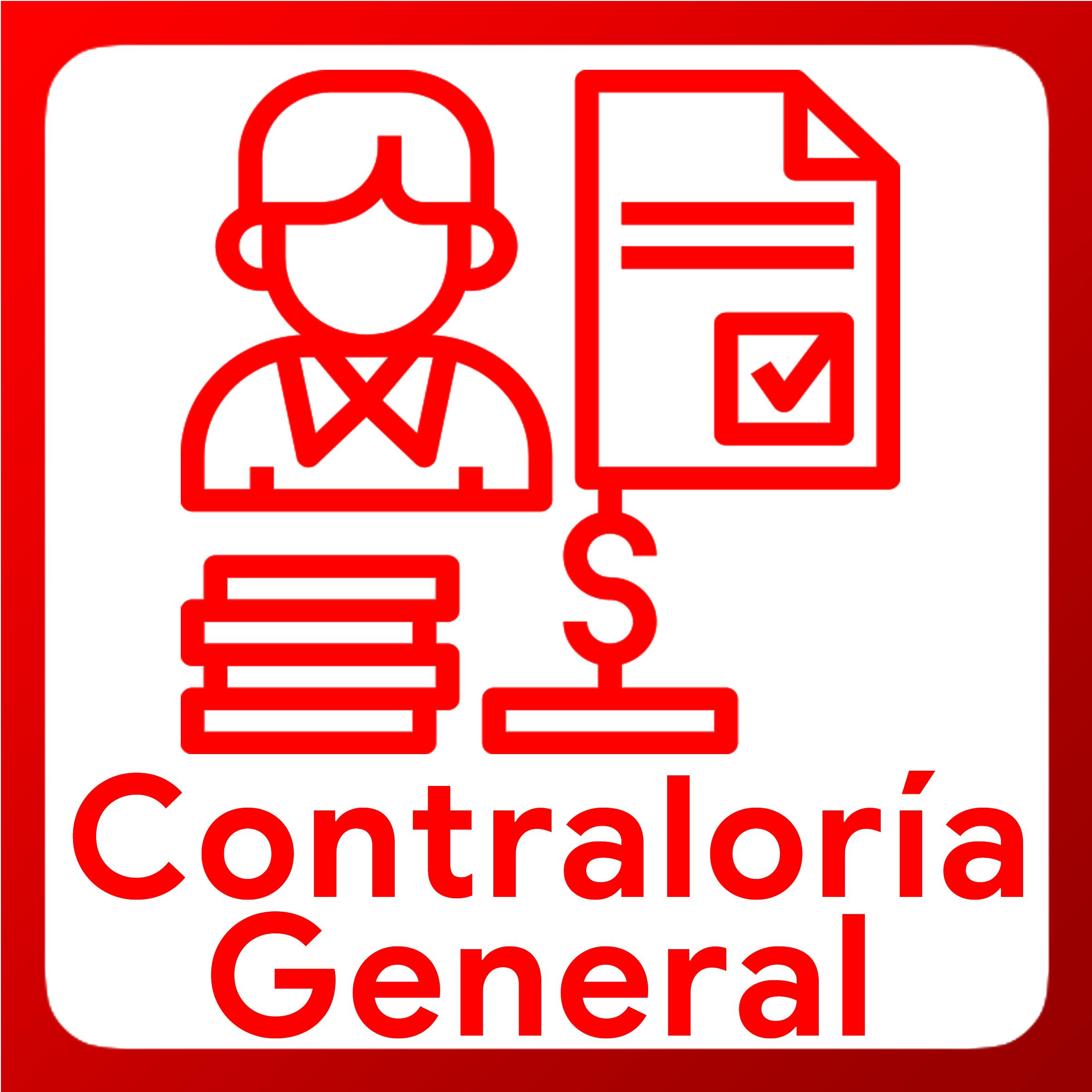 Boton activable de Contraloría General