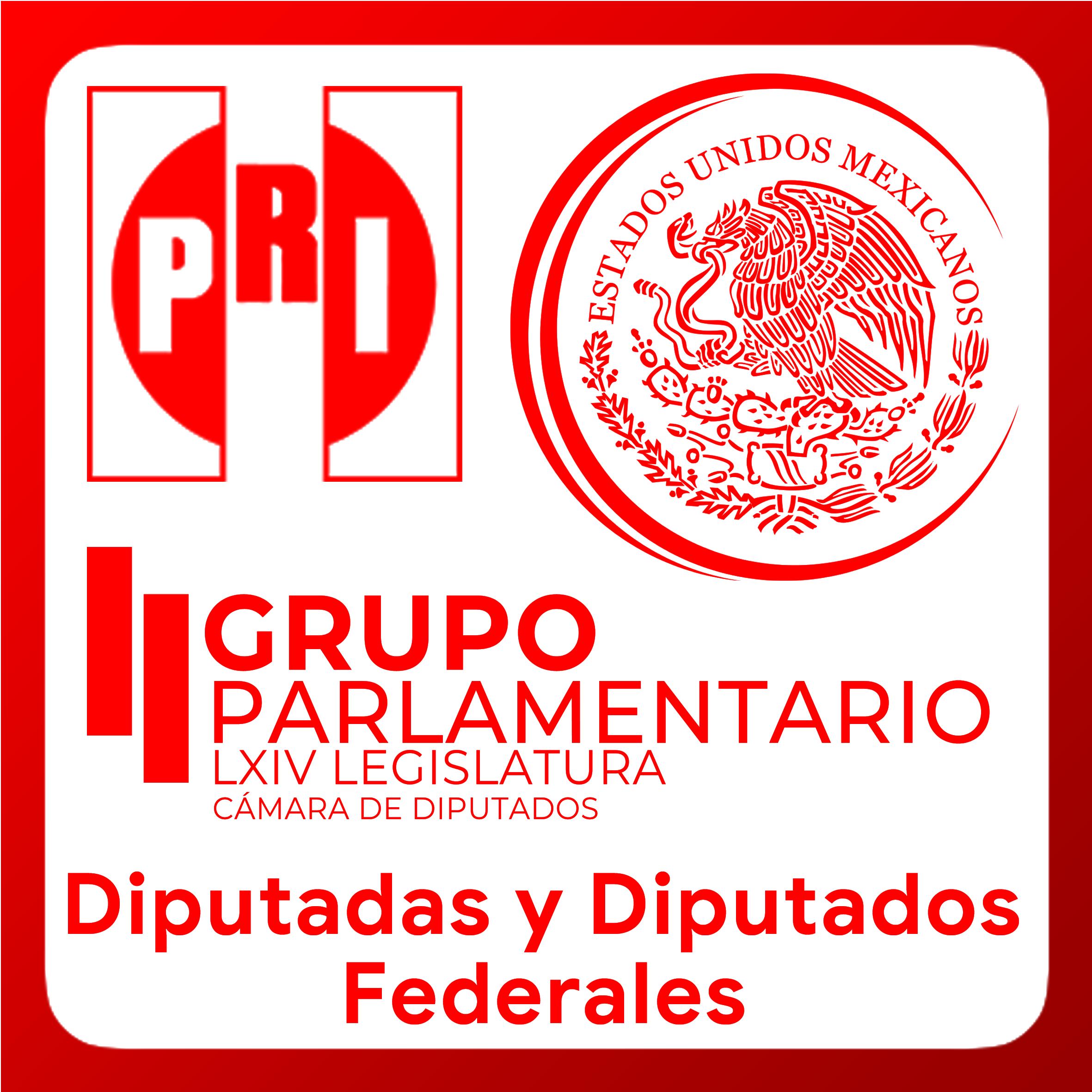 Boton activable de Diputadas y Diputados Federales