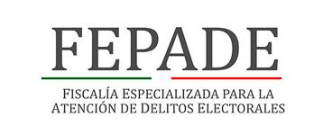 Banner de la Fiscalía Especializada en Delitos Electorales