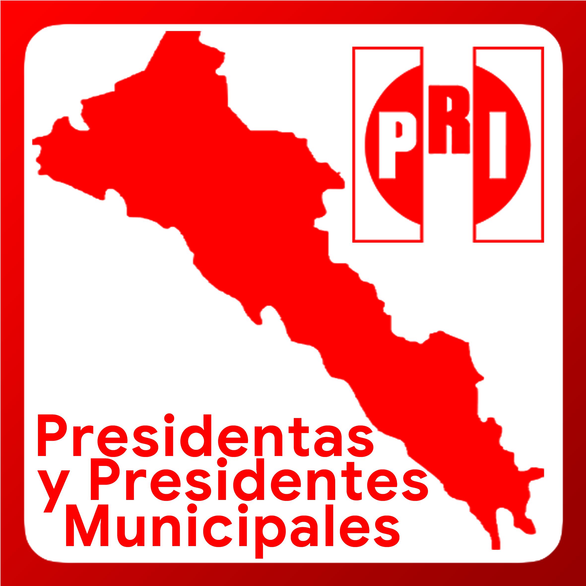 Boton activable de Presidentas y Presidentes Municipales