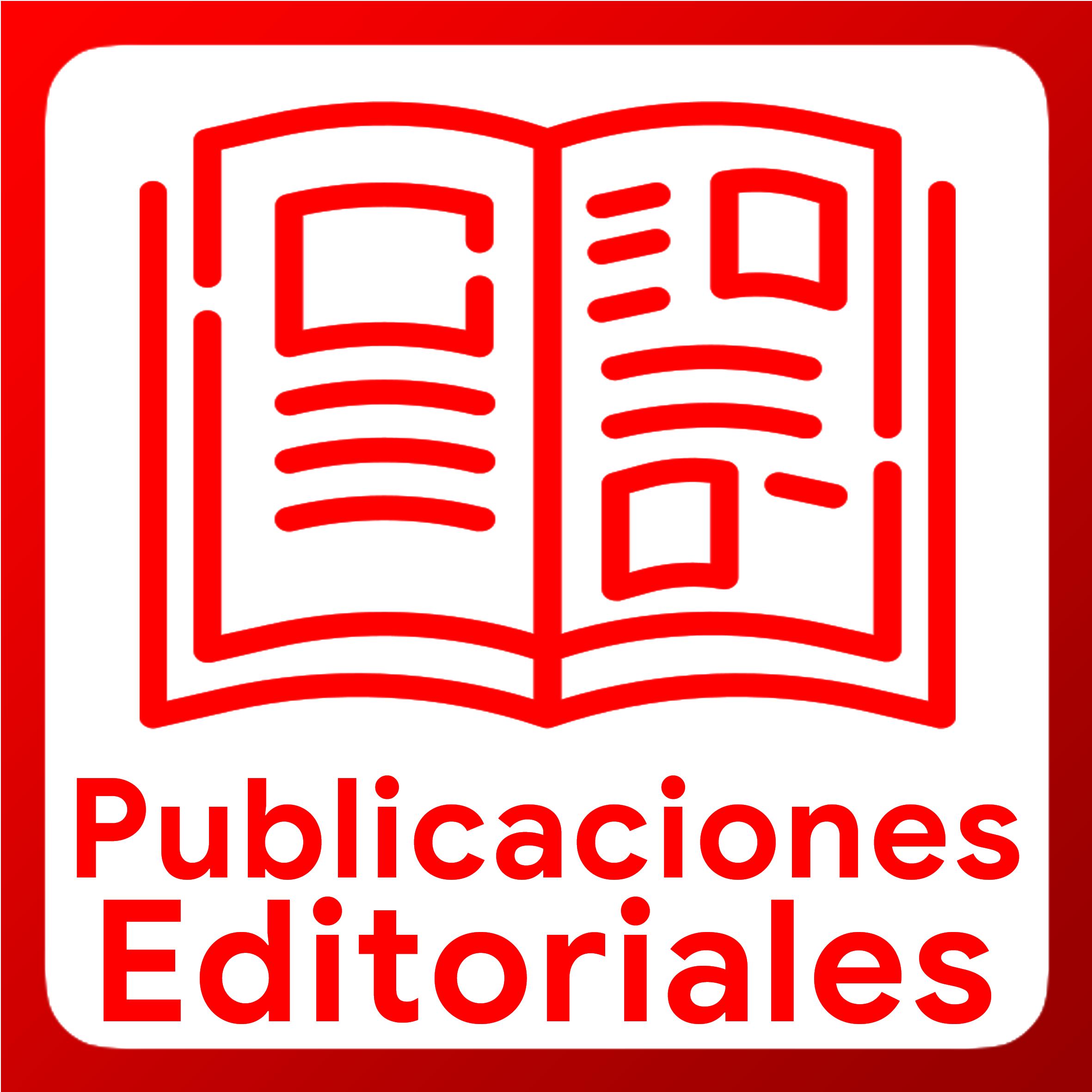 Boton activable de Publicaciones Editoriales