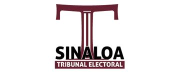 Banner del Tribunal Electoral del Estado de Sinaloa