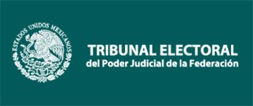 Banner del Tribunal Electoral del Poder Judicial de la Federación