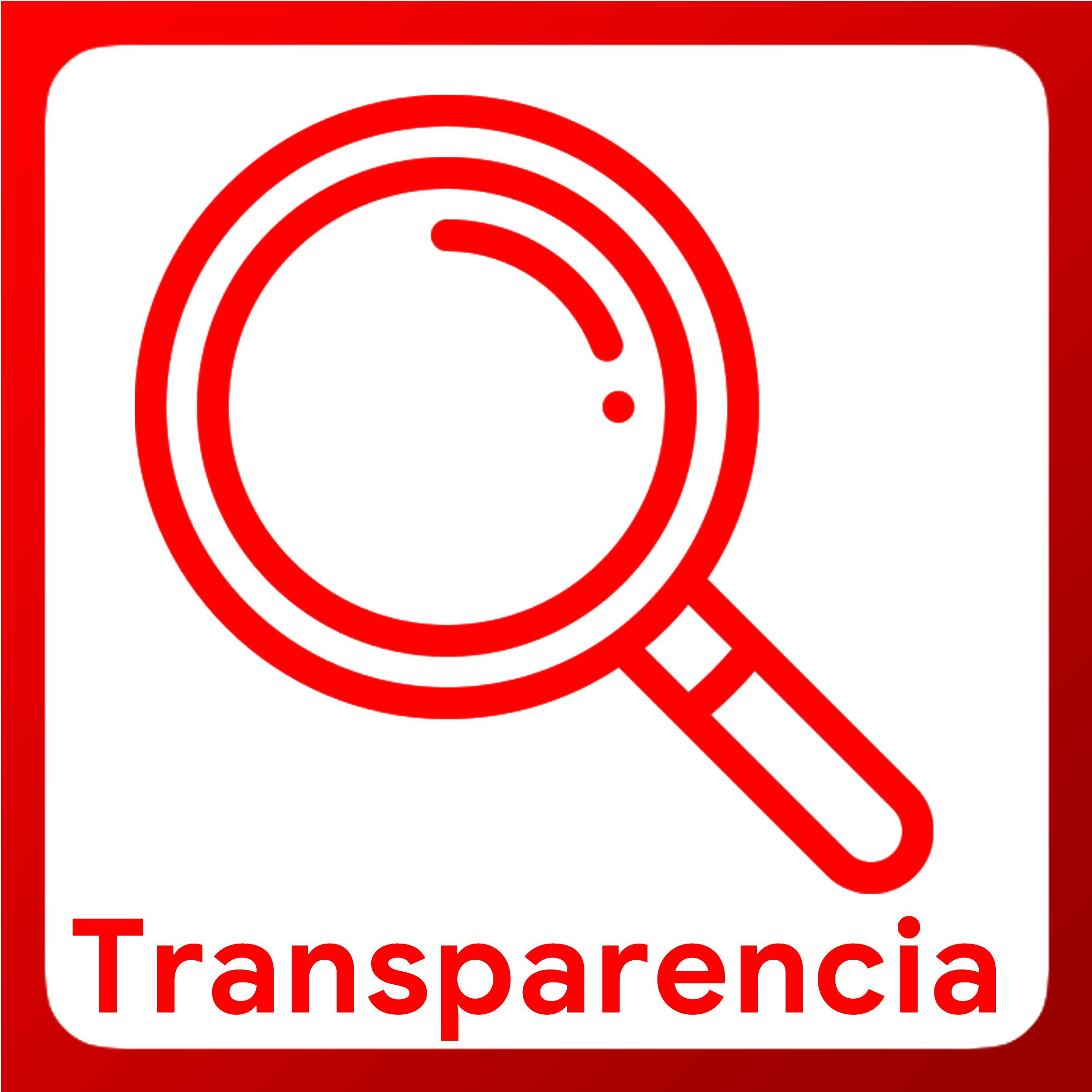 Boton activable de Transparencia