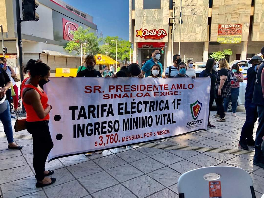 ENTREGAN INTEGRANTES DE FESCATE SOLICITUD AL GOBIERNO FEDERAL PARA AMPLIAR EL PERIODO DE LA TARIFA 1F EN SINALOA.